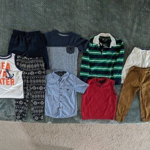 9pc Boys Size 5 Bundle